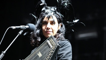 PJ Harvey 2011 | Bild: picture-alliance/dpa