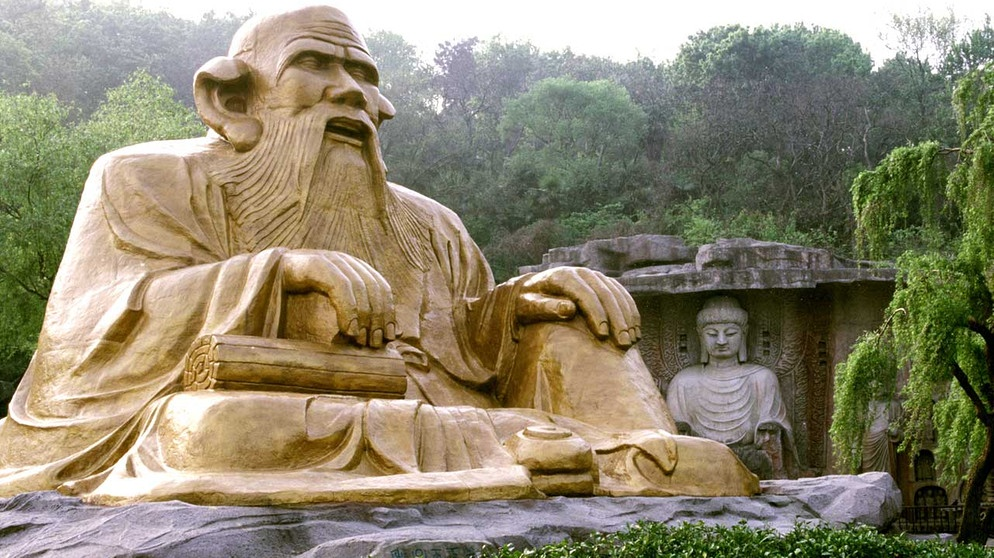 taoism and buddhism two religions that