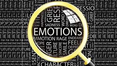 Emotions-Grafik | Bild: colourbox.com