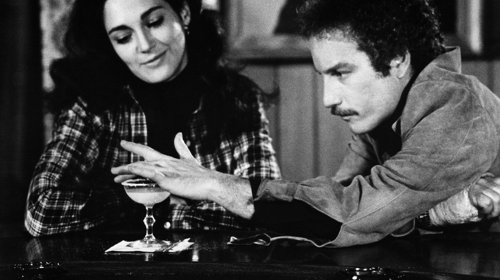 THE BIG FIX, Ofelia Medina, Richard Dreyfuss, 1978, (c) Universal / Courtesy: Everett Collection | Bild: picture alliance/Everett Collection