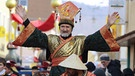 Chinesenfasching in Dietfurt | Bild: picture-alliance/dpa