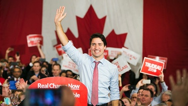 Justin Trudeau | Bild: picture-alliance/dpa