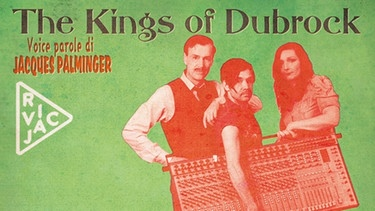 "Cover des Albums ""Fettuccini"" der Band The Kings Of Dubrock 
