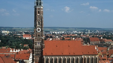 St. Martin in Landshut | Bild: picture-alliance/dpa