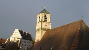 St. Jakob in Wasserburg am Inn | Bild: Thomas Rothmaier