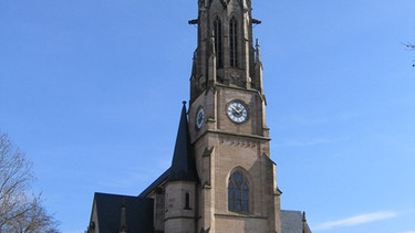 Herz Jesu Kirche in Bad Kissingen | Bild: Andreas Bohatsch