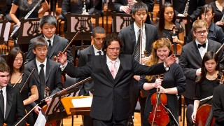 San Francisco Symphony Youth Orchestra | Bild: Jeff Bartee