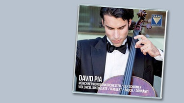 "CD-Cover ""David Pia"" 