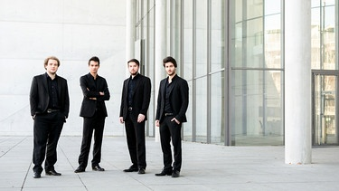 Goldmund Quartett | Bild: Goldmund Quartett