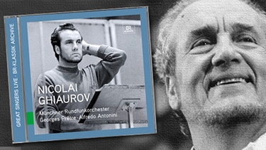 "CD-Cover: Great Singers ""Nicolai Ghiaurov"" 