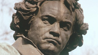 Porträt Ludwig van Beethoven | Bild: picture-alliance/dpa
