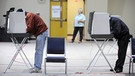 Wahlcomputer in den USA | Bild: picture-alliance/dpa