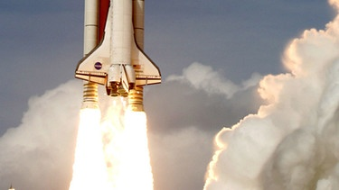 Spaceshuttle | Bild: picture-alliance/dpa