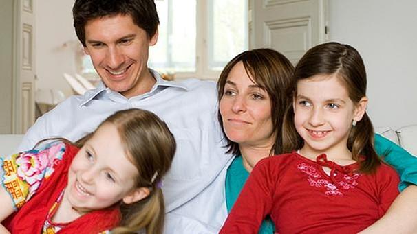 telekolleg englisch 3 a family home 1 trimester. Black Bedroom Furniture Sets. Home Design Ideas