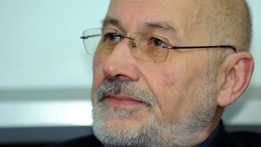Rechtsextremist Horst Mahler | Bild: picture-alliance/dpa