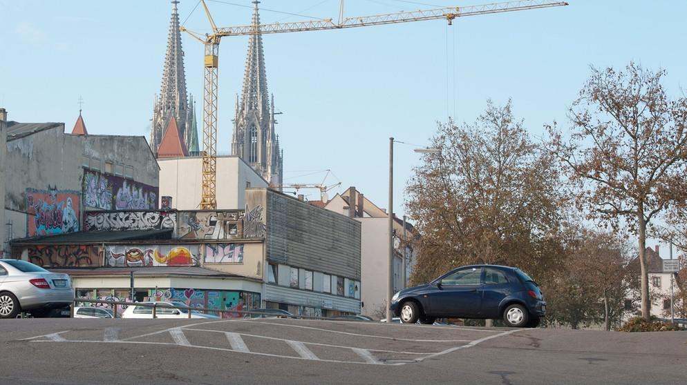 museum f r bayerische geschichte der standort in regensburg oberpfalz nachrichten. Black Bedroom Furniture Sets. Home Design Ideas