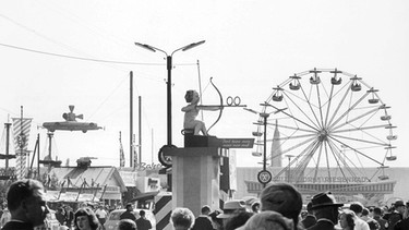 Oktoberfest 1965 | Bild: picture-alliance/dpa