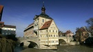 Altes Rathaus in Bamberg | Bild: picture-alliance/dpa