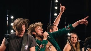 Paul Istance and the Magic Mumble Jumble beim Heimatsoudn Spezial | Bild: BR/ Lisa Hinder