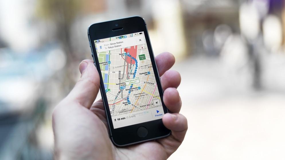 smartphone karten google update schont handy rechnung netzwelt themen. Black Bedroom Furniture Sets. Home Design Ideas