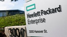 Firmensitz von Hewlett Packard Enterprise in Palo Alto, Kalifornien | Bild: mauritius-images