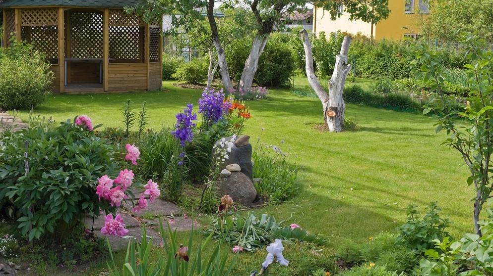 Pflegeleichter Garten Kinder : Erste Überlegungen Grundsätzliches zur Gartenplanung  Themen  BR