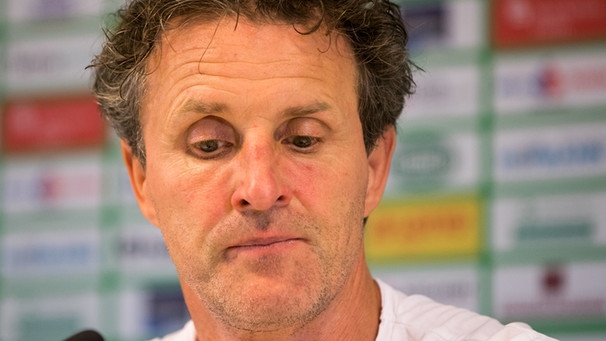 Nach Fehlstart: Fürth trennt sich von Trainer Radoki
