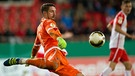 Regensburg-Keeper Philipp Pentke | Bild: picture-alliance/dpa