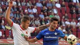 FC Augsburg - Darmstadt 98 | Bild: picture-alliance/dpa