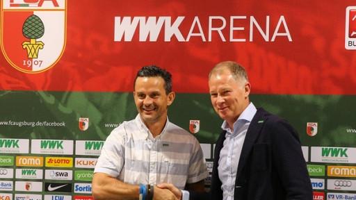 Dirk Schuster und Stefan Reuter | Bild: imago/DeFodi