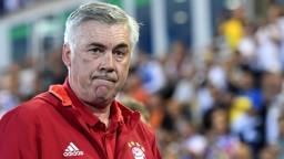 FC Bayern-Trainer Carlo Ancelotti | Bild: dpa-Bildfunk