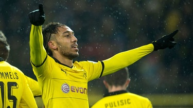Pierre-Emerick Aubameyang | Bild: picture-alliance/dpa