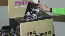 Abstimmung zur FIFA-Weltauswahl | Bild: picture-alliance/dpa