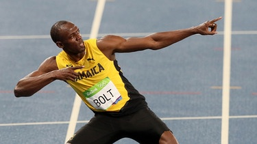 Usain Bolt | Bild: picture-alliance/dpa