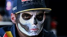 Formel 1-Pilot Max Verstappen am 28. Oktober 2016 in Mexiko City | Bild: picture-alliance/dpa