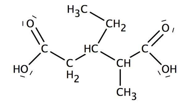 Carbonsäuren: Übungen - Benennung und Nomenklatur   Chemie   alpha ...