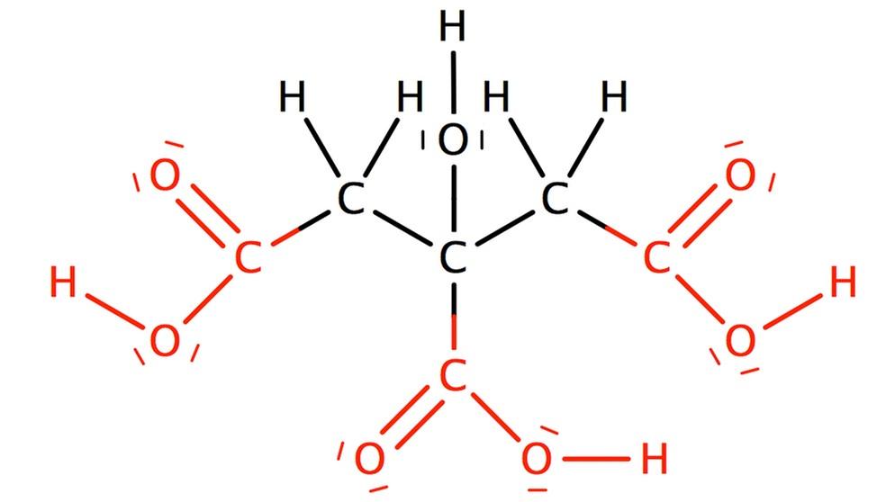 kalk chemische formel