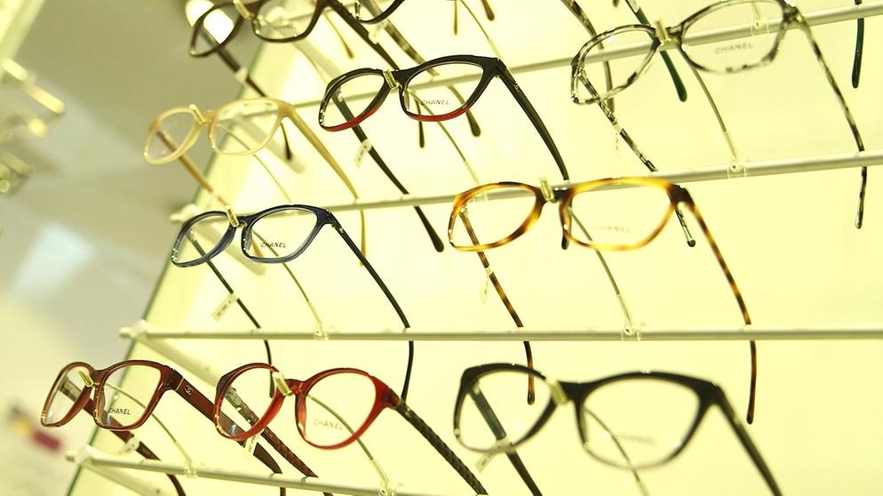 Linsen & Spiegel: Linsen im Einsatz bei Brillen | Physik | alpha ...