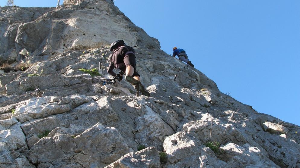 Klettersteig Drachenwand : Der drachenwand klettersteig am mondsee magnet für via ferrata