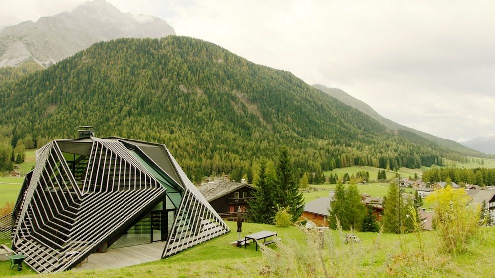 vom bauen in den bergen neue alpine architektur in. Black Bedroom Furniture Sets. Home Design Ideas