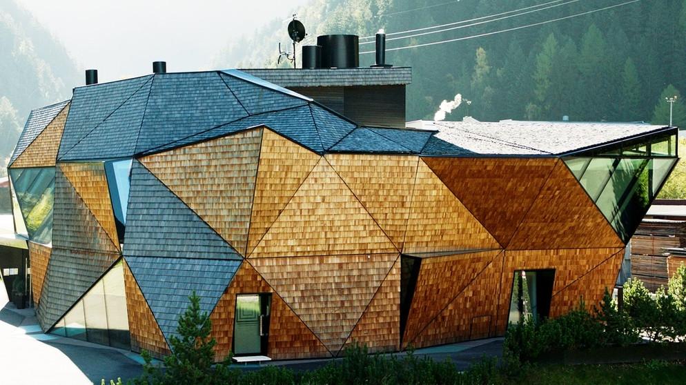 neue alpine architektur in s dtirol vom vom. Black Bedroom Furniture Sets. Home Design Ideas