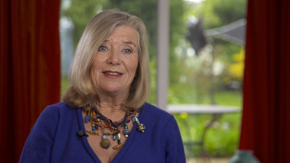 Jutta Speidel 2019