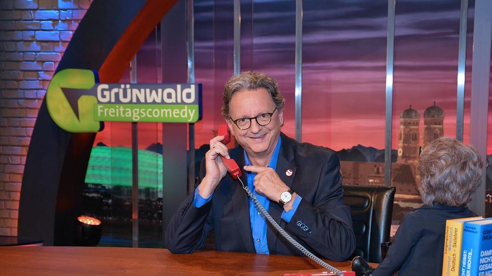 Grünwald Freitagscomedy Br Fernsehen Fernsehen Brde