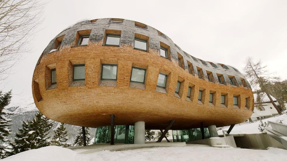 neue alpine architektur in der schweiz ard alpha. Black Bedroom Furniture Sets. Home Design Ideas