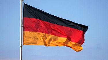Nationalflagge | Bild: picture-alliance/dpa