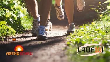 LAUF10!-Logo | Bild: BR