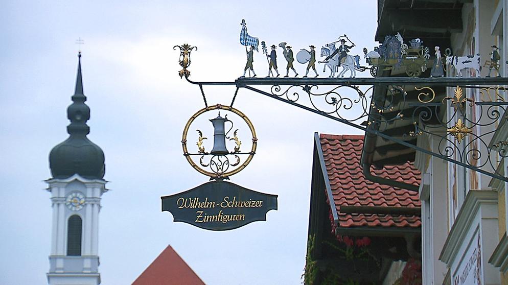 Br München Der Zinnfigurengießer Vom Ammersee Alpen Donau