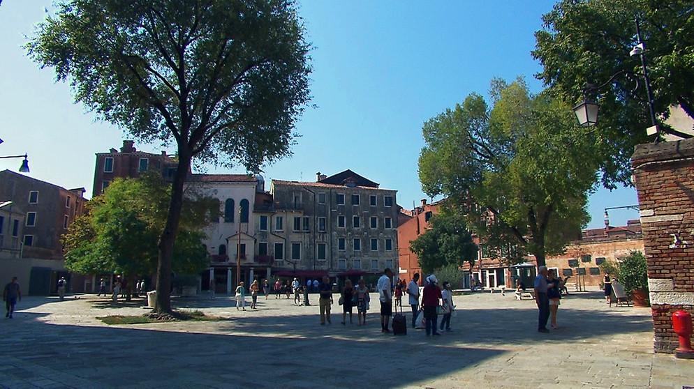 Rai-Triest: Das älteste Ghetto der Welt   Alpen-Donau-Adria   BR ...