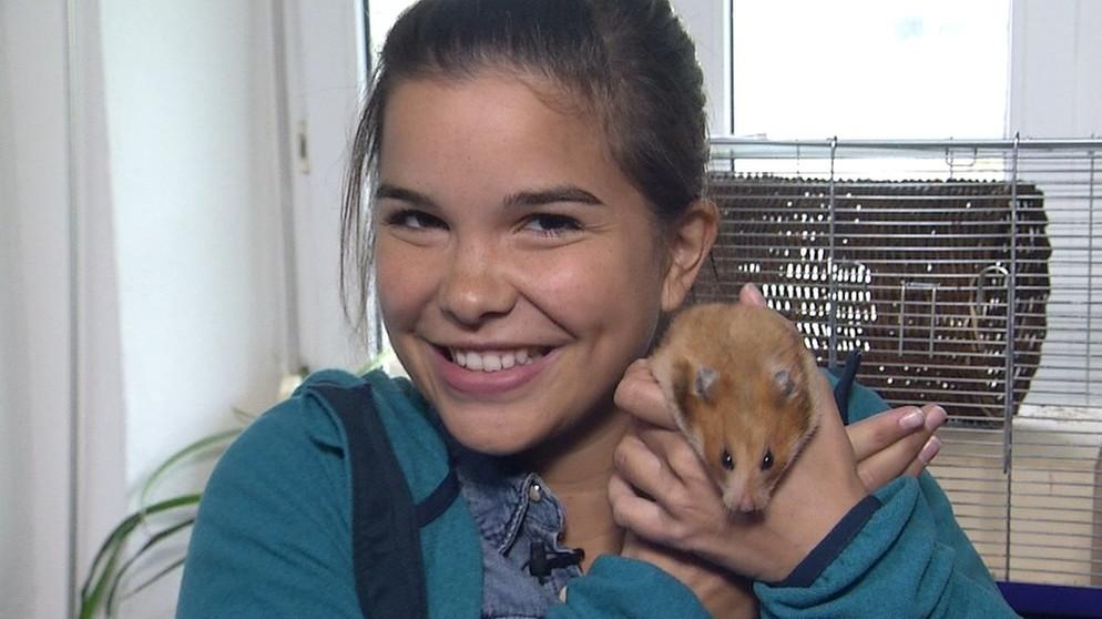 Anna Und Die Haustiere Hamster Anna Und Die Haustiere Schauen Br Kinder Eure Startseite
