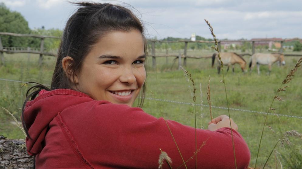 Anna Und Die Wilden Tiere Wie Wild Ist Das Wildpferd Paula
